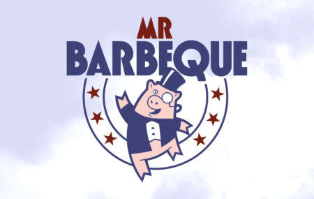 Mr Barbeque Logo