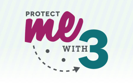 Protect Me With 3 Logo